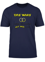 Herren Junggesellen Abschied Das Wars T Shirt