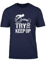 Wheelchair Athlete Cycling Paralympics Race Cyclist T Shirt