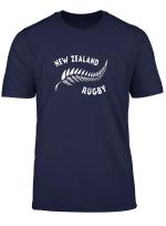 New Zealand Rugby Maori Inspiriertes Design Langarmshirt