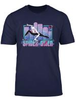 Marvel Spider Man Into The Spider Verse Spider Gwen T Shirt