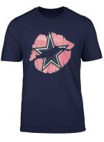 Cowboys Nation Of Legends Kiss Gift For Men Women T Shirt