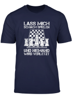 Schach Schachspieler Schachmeister T Shirt