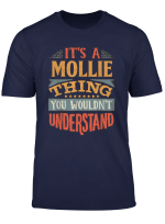 Mollie Name T Shirt