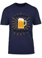 Save Water Drink Beer T Shirt Manner Frauen Kleidung