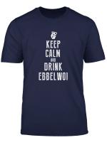 Ebbelwoi Hessen Apfelwein Frankfurt T Shirt Design