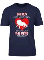 Shettys Sind Nicht Klein Shetlandpony Shirt