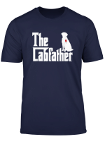 The Lab Father Funny Labrador Dad Gift T Shirt
