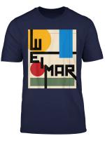 Weimar Bauhaus T Shirt