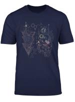 Spirit Molecule Psychedelic Volunteer T Shirt