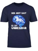 Islandpferd Islander Island Pony Der Arzt Sagt Shirt