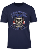 An Jedem Verdammten Sonntag Herren American Football T Shirt
