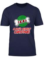 Funny Weihnachten Hunde Dogs Perfect Christmas Damen Herren T Shirt
