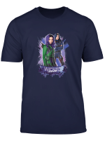 Disney Descendants 3 Mal And Evie Wicked Friends T Shirt