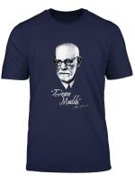 Sigmund Freud Deine Mudda Therapeuten Psychologen Shirt