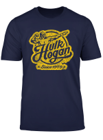 Wwe Hulk Hogan Since 1979 Graphic T Shirt