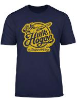 Wwe Hulk Hogan Since 1979 Graphic T Shirt