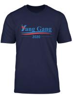 Yang Gang 2020 Shirts Andrew Yang For President