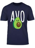 Avocado Shirt Avo Paare Geschenke Couple Shirt Vegan T Shirt T Shirt