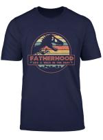 Fatherhood Like A Walk In The Park Vintage Shirt