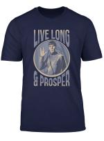 Star Trek Original Series Spock Prosper Premium T Shirt