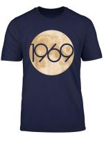 Apollo 11 50Th Anniversary 1969 Moon Landing Science T Shirt