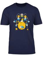Cartoon Network Adventure Time Finn Jake T Shirt