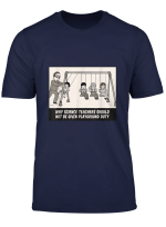 Funny Science Teacher Physics Student T Shirt