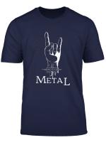 Heavy Metal Rock Concert T Shirt