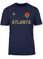 Atlanta Soccer Jersey T Shirt