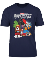 Bhvengers T Shirt Basset Hound Shirt Funny Dog