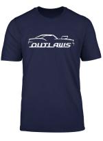405 Street Outlaws Apparel Car Profile Supercharger V8 Shirt