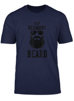 Keep Beaumont Texas Beard Funny Hipster Retro T Shirt