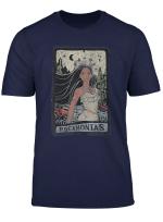 Disney Pocahontas Vintage Portrait Style Graphic T Shirt