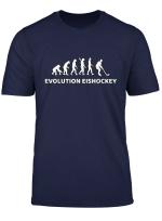 Evolution Eishockey T Shirt Geschenk Fur Eishockeyspieler