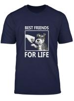 Schanuzer Dog Best Friends For Life Gift Dog Owner T Shirt