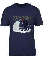 Nar Wars Funny Parody Narwhals Lover Gift Shirt T Shirt