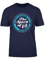 Punks Skins Ltd Skinhead Reggae The Spirit Of 69 T Shirt