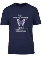 Womens One Of Many Fibro Warriors Fibromyalgia Awareness Month Day T Shirt