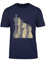 Schach T Shirt Geschenkidee Fur Schachspieler Schachfigur