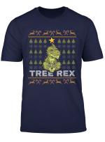 Tree Rex I Ugly Christmas Sweater T Shirt
