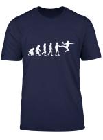 Evolution Handball T Shirt Handballer Handballspieler