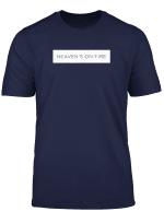Kiss Heavens On Fire T Shirt