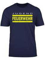 Feuerwehr Retten Bergen Loschen T Shirt Jugendfeuerwehr