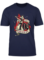 Geschenk Zum 70 Geburtstag Pinup Jahrgang 1949 T Shirt