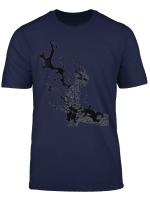 Black Clover Asta Tee Shirt Asta Demon Form