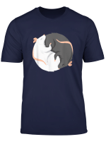Ratten Geschenk Susses Lustiges T Shirt Ratte Farbratten