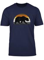 Gay Bear Pride Paw Rainbow Tee Men Gift T Shirt
