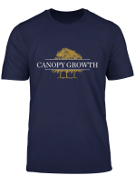Canopy Growth Weed Stock Gift T Shirt
