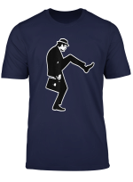The Ministry Of Silly Walks Monty Shirt Python T Shirt