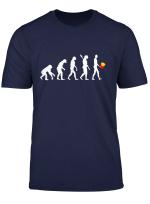 Pommes Frites Evolution Fritten Kartoffel Entwicklung Tshirt